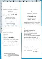Bp   Rijmenam   Engels   4 Stuks - Images Religieuses
