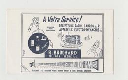BUVARD BROCHARD , Bléré - REPARATEUR POSTES TOUTES MARQUES - Non Classificati