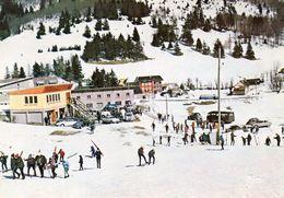 76Hy   38 Alpe Du Grand Serre Hotels De La Station De Ski - Frankreich