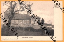 Ottignies - Eglise De Mousty - NELS SERIE 11 N° 402 - Ottignies-Louvain-la-Neuve