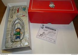PIXI N°4724 GASTON QUI A FABRIQUE SON TROMBONE N°511/1500 Neuf Boite Et Certificat D'origine - Figurines