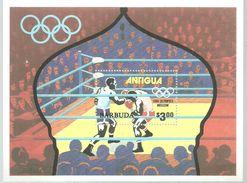 IVERT B.F 48  ANTIGUA - Verano 1980: Moscu