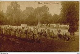 Mons Le Cimetière Des Anglais Edit. Desaix - War 1914-18