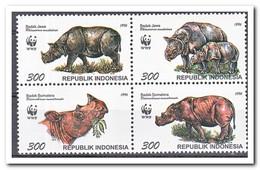 Indonesië 1996, Postfris MNH, WWF - Indonesië
