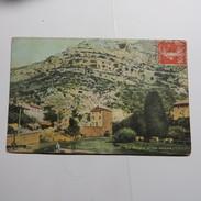 84 - FONTAINE De VAUCLUSE - La Sorgues Et Les Rochers En 1912 - France