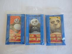 Kung Fu Panda - Card - Carte - Gadgets - Nestlè Cereali - 2011 - Other