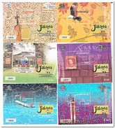 Indonesië 2008, Postfris MNH, International Stamp Exhibition Jakarta - Indonesië