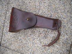 Pochette Cuir Colt 1911 En TBE - 1939-45