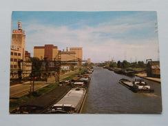 Albertkanaal MERKSEM ( Spanjersberg ) Anno 19?? ( Zie Foto's ) ! - Antwerpen