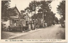 44   La Baule     Avenue Des Lilas    Alimentation De La Plage Benoit - La Baule-Escoublac