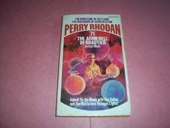 PERRY RHODAN N° 71  °°°° THE ATOM HELL OF GRAUTIER BY KURT MAHR - Sciencefiction