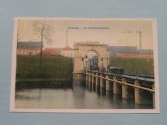 """Brusselse Prentkaartenclub """" MANNEKEN PIS """" (A. Laoureux & R. De Vuyst) Anno 1999 ( Zie Foto's ) ! - Bourses & Salons De Collections"""