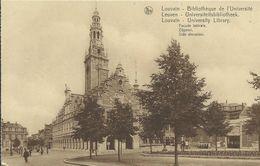 LOUVAIN - BIBLIOTHEQUE DE L UNIVERSITE - Ecoles