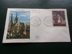 FRANCE (1963) Cathédrale De CHARTRES - FDC