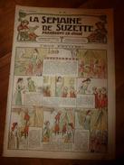 1917 Les Protectrices De(France,Alsace,Lorraine,Flandre,Champagne);Bécassine Apprend L'anglais;Reims Bombardé;etc  LSDS - La Semaine De Suzette
