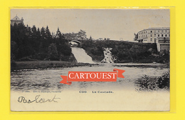 CPA La Cascade - Coo - Précurseur - Stavelot