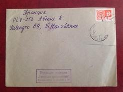 Moscou Pour Villeurbanne - Machine Stamps (ATM)