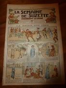1917 La REINE Des CEPS Au Moyen-Âge Dans Certaines Provinces De France ; Etc     (LSDS) - La Semaine De Suzette