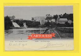 CPA La Cascade - Coo 1905 - Précurseur - Stavelot