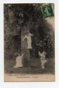 Carte Postale Le Plessis-Robinson A Vendre Bébé Enfants Arbre Forêt - Le Plessis Robinson