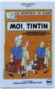 Puzzle MOI,TINTIN  Fiim Movie BD - 4 Télécartes CANADA Phonecard - Canada