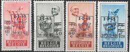 _6R-438:  N°803/438: De Preos : Zonder Gom - Belgien