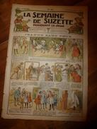 1917 JEANNE-SANS-PEUR; Le Polichinelle CORNES-du-DIABLE ; Etc (LSDS) - La Semaine De Suzette