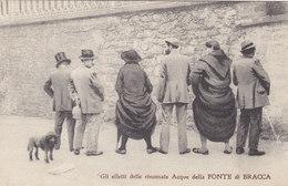 Gli Effetti Delle Rnomate Acque Dellafonte Di Bracca - 1911         (A-58-120129) - Grosseto