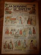 1917 Le Bracelet Perdu; Comment Faire Un Bracelet En Perles Et Un Collier En Perles ; Etc (LSDS) - La Semaine De Suzette