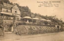 Namur - Dave Sur Meuse : La Potinière - Hôtel-Restaurant - Namen