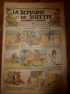 1917 La Petite Arabe D'Algérie; Le Père Coquet De La Ferme à Coté Du Village De Roche-Noire ; Etc (LSDS) - La Semaine De Suzette