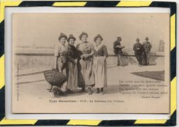 TYPE MARSEILLAIS . - . 979 - LI VELIERO ( Les Voilières ) - Petits Métiers