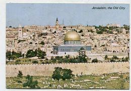 ISRAEL - AK 300944 Jerusalem - The Old City - Israël