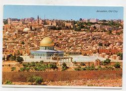 ISRAEL - AK 300947 Jerusalem - Old City - Israël