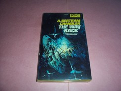 A. BERTRAM CHANDLER  °°° THE WAY BACK - Books, Magazines, Comics