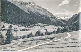 Klosters - Monbiel Und Silvretta               Ca. 1940 - GR Grisons