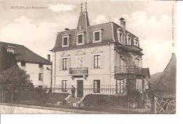 88 - Vosges - Saint Nabord - Chateau Baumann - Saint Nabord