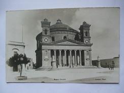 MALTA - Musta Church - Malta