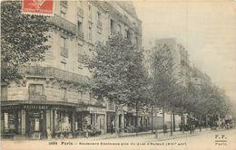PARIS - Boulevard Exelmans Pris Du Quai D'auteuil. - Arrondissement: 16