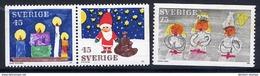 SWEDEN 1972 Christmas  MNH / **.  Michel 776-78 - Sweden