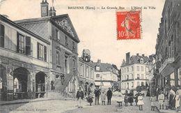 BRIONNE - La Grande Rue - L'Hôtel De Ville - France