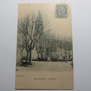 84 - CHEVAL BLANC - L'église En 1906 - France