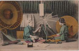 JAPAN Métier Fabriquants D'ombrelles Umbrella Makers - Sin Clasificación