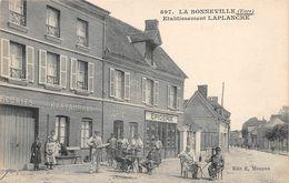 LA BONNEVILLE - Etablissement LAPLANCHE - Café - épicerie - France