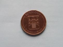 BORGLOON - 100 Loon - 1982 ( Bronskleur - Details, Zie Foto ) - Tokens Of Communes
