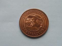 BOCHOLTER Kasperclub - 100 Papbugels - 1983 ( Bronskleur - Details, Zie Foto ) - Tokens Of Communes