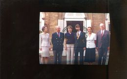 Belgie 2000 BL82 Monarchie  GESTEMPELD OCB 1.5€ - Blocs 1962-....