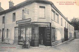 LA CROIX ST LEUFROY - Maison MERCENNE - France