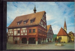 Plochingen - Altes Rathaus Frühmesserhaus Und Ottilienkapelle - Duitsland