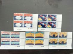China 2017 Block Innovation Science & Technology Radio Telescope Satellite Space Computers Sciences Stamps MNH 2017-23 - Computers